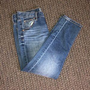 Mossimo Boyfriend Jeans Size 2